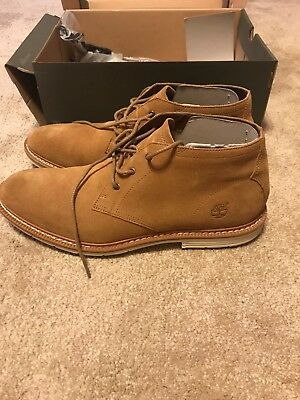 6853228487b57 TIMBERLAND NAPLES TRAIL Chukka Boots Brown Mens Size 11.5 - $70.00 ...