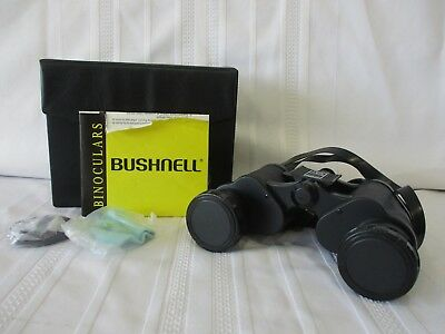 BUSHNELL CITATION Binoculars 7 x 35  Insta Focus, Hard Case & Neck Straps