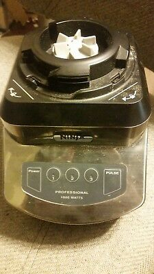 NJ600 Ninja Professional 3 Speed With Pulse Blender Power Motor Base Only 1000w