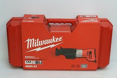 Milwaukee 6520 21 >> Brand New Milwaukee 6520 21 13a Sawzall Orbital