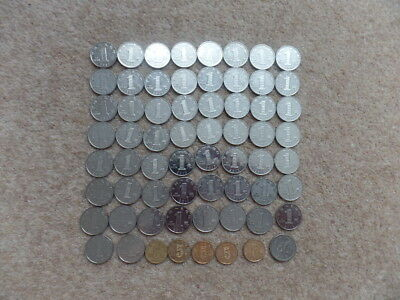 Collection Chinese 58x Yuan Coins , Holiday Money