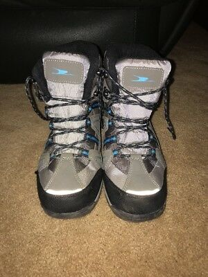Ski Boots Boys size US 7 PREOWNED