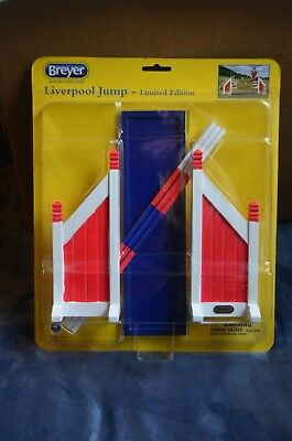Breyer NIB Traditional Scale Liverpool Jump No. 2065 Retired
