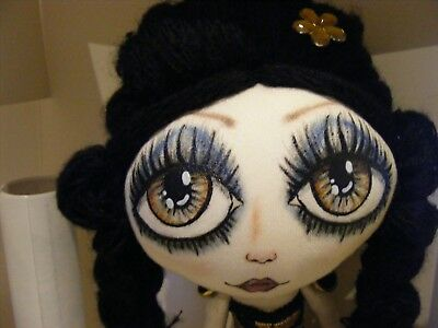 OOAK Collectable Art Doll one of a kind Chiara Venice Couture Mandy Murdica
