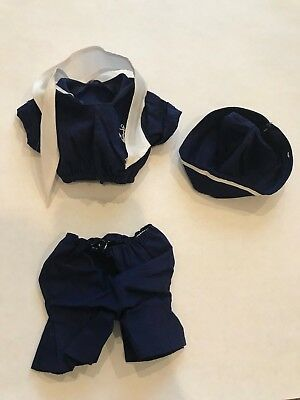 Snoopy's Wardrobe Sailor Outfit For Baby Plush SNOOPY 0821 #4242