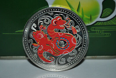 Exquisite collection of Chinese alloy snake commemorative coins 2