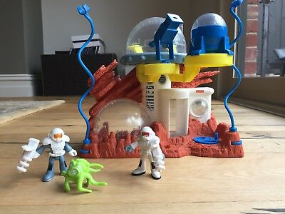 TOY SALE - Fisher-Price Imaginext Space Station
