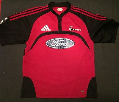 Canterbury Crusaders Jersey Shirt Rugby Union Super 14 XL Xtra Extra Large