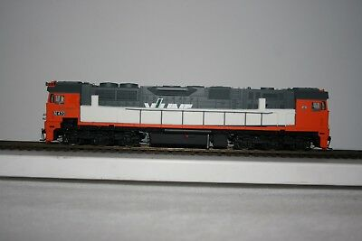 Auscision HO Vline N Class Diesel Loco City of Wangaratta - Seems New DCC Ready