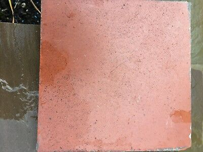 Reclaimed Red/Terracotta Quarry Tiles