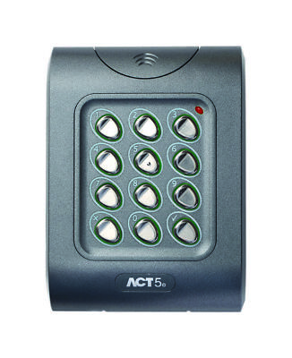 ACT 5e Stand Alone Keypad for Access Control Systems & Electric Locks ACT5e