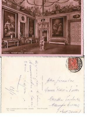 Italy Postcard Caserta Palazzo Reale Le Anticamere