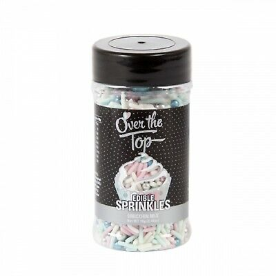 Over the Top Unicorn Sprinkle Mix 70g
