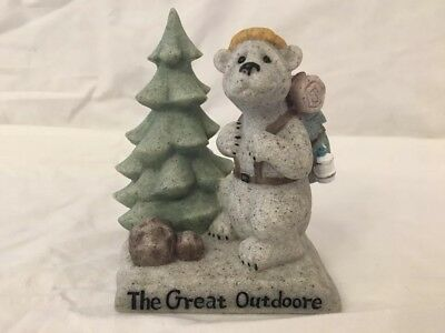 Quarry Critters The Great Outdoore Bear 45511 Great Outdoors 2005