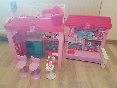 Mattel Barbie X7945 - Design-Ferienhaus