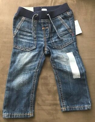 Baby GAP Infant Boy Pants Jeans 6-12 Months brand NEW