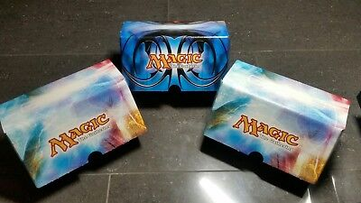 Magic 3x Deckbuilders Toolkit (EN) 800+ Karten Sammlung Starterset