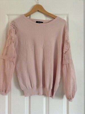 Gorgeous Maternity Jumper Size 12 By New Look