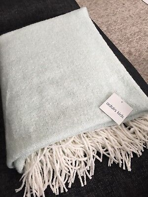 Brand new with tags - Large Adairs Clara Throw, Mint