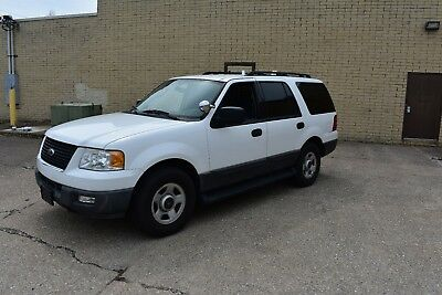 2005 Ford Expedition XLT 2005 Ford Expedition XLT! No Reserve! Low Miles! Tow Package! LQQK! POLICE MODEL