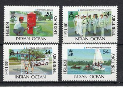 British Indian Ocean Territory 1991 Administration set UM (MNH)