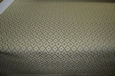 tweed style upholstery fabric gold beige green red chenille sofa caravan fabric