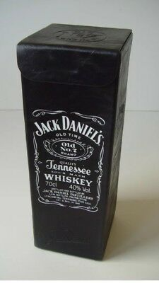 JACK DANIEL'S Tennessee Whiskey Old No.7 Leather Gift box for 70cl bottle