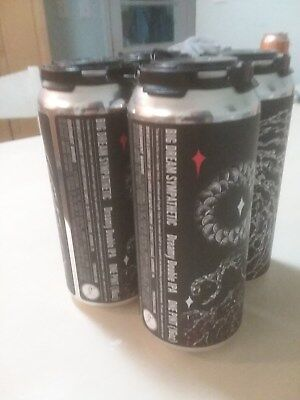 tired hands brewing4 pack, big dream sympathetic DIPA, unused and unopened