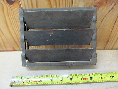 M.M.& E. Co – Heating Furnace Duct Vent Cover 6x8 Vintage