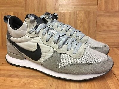 RARE🔥 Nike Air Internationalist Mid J Crew Light Ash Gray Sz 10.5 682844- 002 fd5c902e6