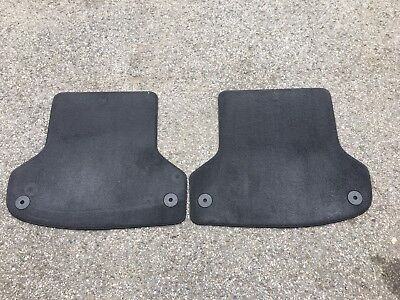 Genuine Audi A3 8p Car Mats The Audi Car