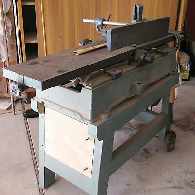 Jointer/ Planer - electric - free standing. Vintage.