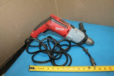 "Milwaukee 8 Amp 1/2"" Dual Speed Hammer Drill 5387-20"