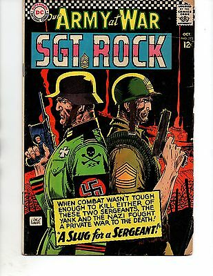 Our Army at War #172 (DC  1966)VG+
