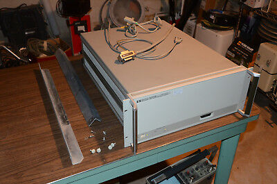 TESTED HP SYNTHESIZED SWEEP GENERATOR 83631B .010 - 26.5GHz  AGILENT
