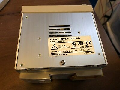 Omron Solid State Power Supply S8Vs-18024A