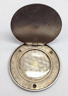 1877-P Us Opium Case Trade $1 Hinged Dollar Secret Compartment Nice Rare Coin