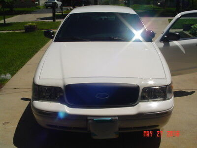2011 Ford Crown Victoria Police Interceptor 2011 Ford Crown Victoria Interceptor