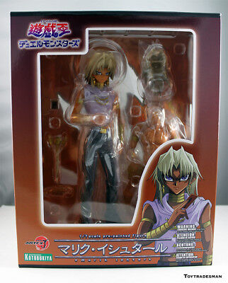 YuGiOh Yu-Gi-Oh Marik Ishtar ARTFX J Kotobukiya 1:7 Scale Duel Monsters Sealed