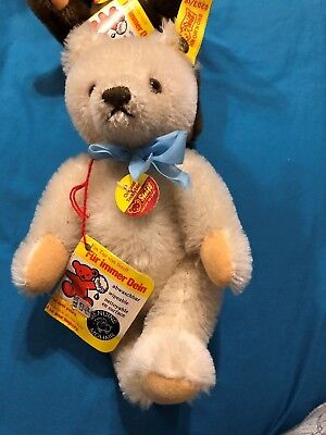 Steiff collectable small blonde bear (6)