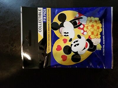 Disney Sweethearts Mystery 5 pin pack Free Shipping