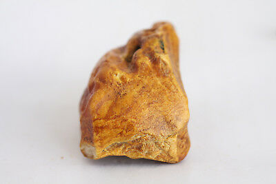 琥珀蜜蜡原石 raw amber stone rock 37.7g honey beeswax 100% natural Baltic 天然波罗的海琥珀蜜蜡
