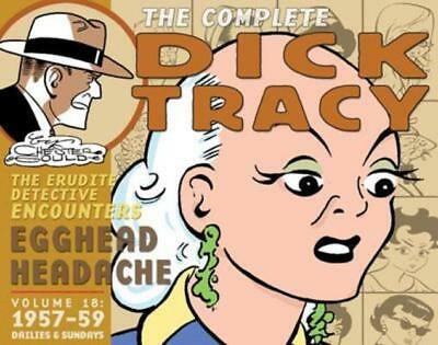 Complete Chester Gould's Dick Tracy Volume 18 by Chester Gould: Used