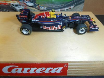 "Carrera Go!!! 1/43 nicht Digital  Red Bull RB7 Mark Webber "" Rarität 2011"