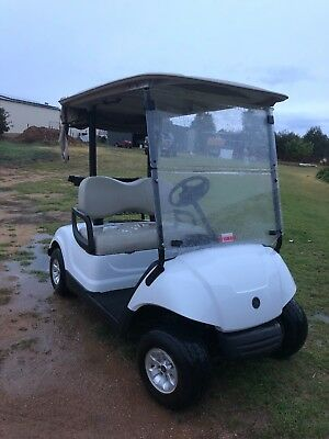 2012 Yamaha Electric Golf Cart