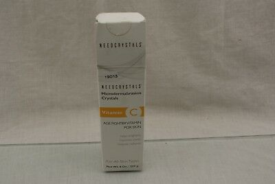 NeedCrystals Microdermabrasion Crystals with Vitamin C (8 oz) 19O13