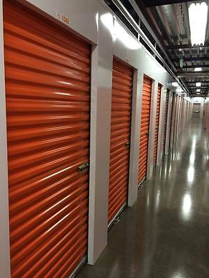 DuroSTEEL JANUS 6'x7' Metal Roll-up Door 650 Storage Series & Hardware DiRECT