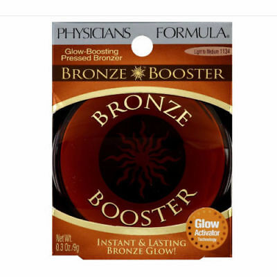 Physicians Formula Bronze Booster Glow-Boosting Bronzer Light to Medium 1134