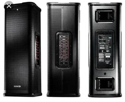 Line 6 Full PA System 2 x Stagesource L3M tops and 1 L3S subwoofer