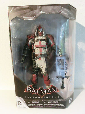 Batman Arkham Knight Azrael Action Figur Dc Collectibles Neu Mosc